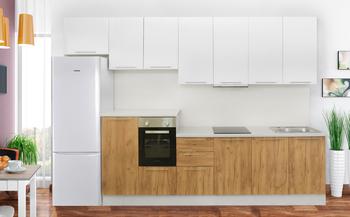 Кухня Разноуровневая 3300, 1 категория, Боровичи мебель