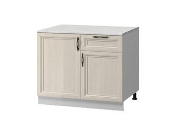 РН-103 Стол с ящиком 1000х600х840, Боровичи мебель