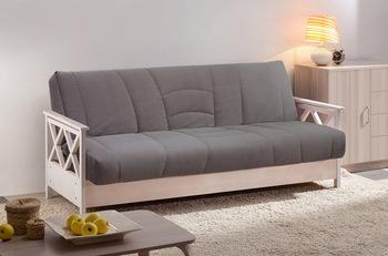 Диван-кровать Ручеек Массив со стежкой Корона, Боровичи мебель