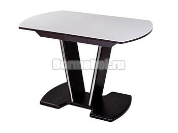 Стол кухонный Румба ПО-1 КМ 120х80, с ножкой 03-1