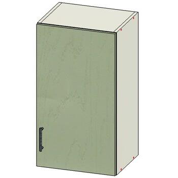 Шкаф 1 дверь 400х300х720, 1 кат., Лопасня мебель