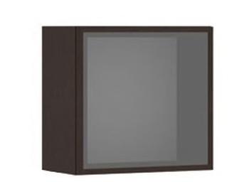 7.32 Шкаф настенный со стеклом 600х575х290, серия Сити