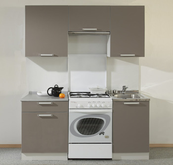 Кухня Симпл 1700 мм, 1 категория, Боровичи мебель