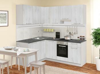 Кухня Симпл Прямой угол 1600х2200 мм, Боровичи мебель