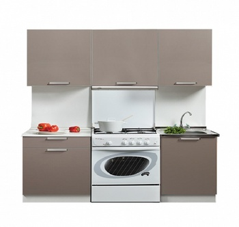 Кухня Симпл 1700 мм Н, 1 категория, Боровичи мебель