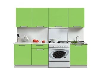 Кухня Симпл 2100 мм Н, 1 категория, Боровичи мебель