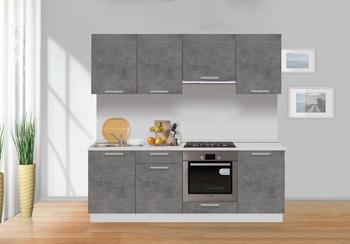 Кухня Симпл 2100 мм, Боровичи мебель