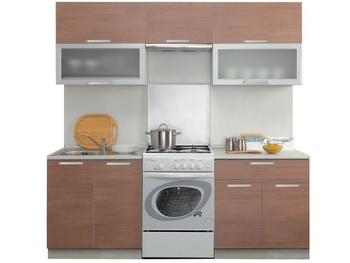 Кухня Симпл 2200 мм, 1 категория, Боровичи мебель