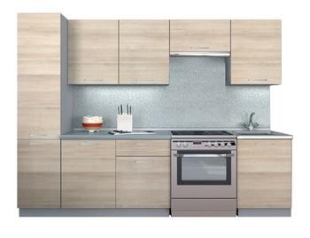Кухня Симпл 2500 мм, 1 категория, Боровичи мебель