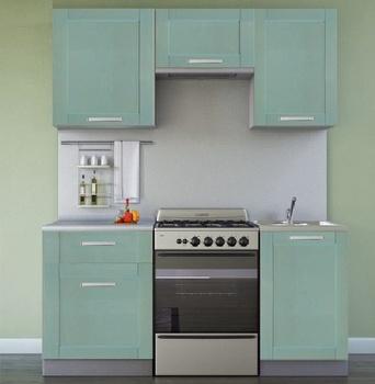 Кухня Симпл 1700 мм, массив , Боровичи мебель