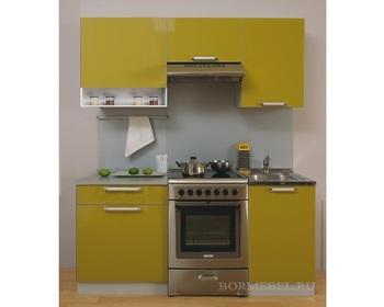 Кухня Симпл 1700 мм с нишей, 2 категория, Боровичи мебель
