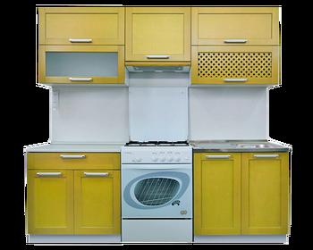 Кухня Престиж Симпл массив 2200 мм, Боровичи мебель