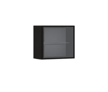 7.32 Сити, Шкаф настенный со стеклом 602х575х288, Боровичи мебель