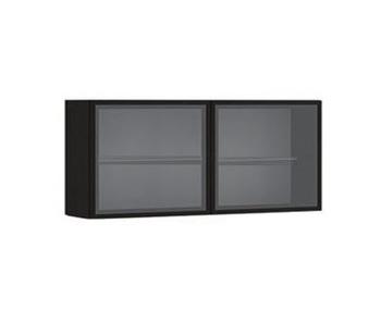 7.33 Сити, Шкаф настенный со стеклом 1202х575х288, Боровичи мебель