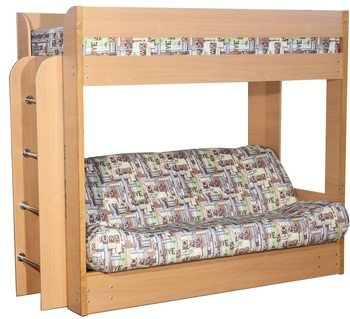 Диван-кровать двухъярусная Новая, Элегия