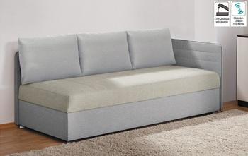 Софа с подушками 900 с блоком независимых пружин, Боровичи мебель
