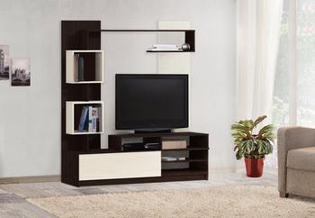 Стенка Соло вариант 8 - Боровичи мебель