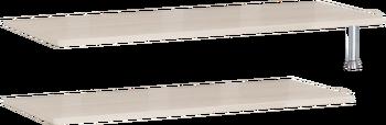 20.08 Полка 1260/1400х360х340 серия Соло, Боровичи мебель