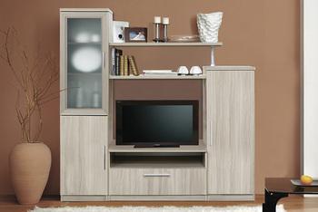 Стенка Соло вариант 2 - Боровичи мебель