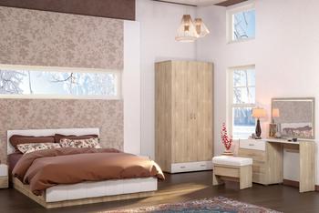 Линда Спальня 1, Моби мебель