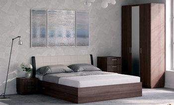 Спальня Лотос, вариант № 3, Боровичи мебель