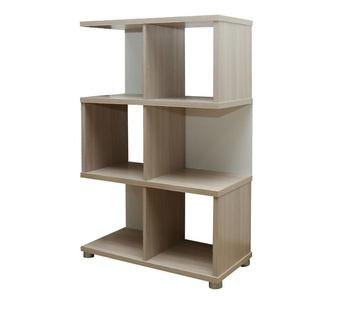 С1 Стеллаж 800х350х1115, Боровичи мебель
