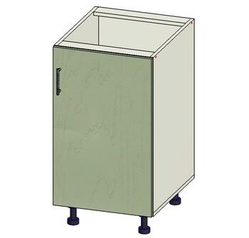 Стол 1 дверь, 450х515х820, 1 кат. Лопасня мебель