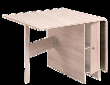 Стол книжка (340/870/1400(ш) х 755(в) х 735(г)), Боровичи мебель