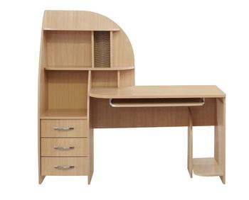 Стол компьютерный № 2, 1500х695х1420, Элегия г. Боровичи