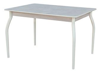 Стол обеденный раздвижной Пластик (гнутая нога), Элегия, Боровичи