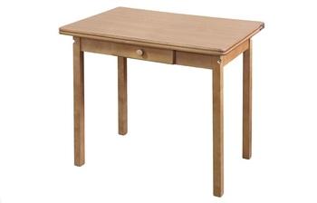 Стол обеденный раскладной (840х570/1140х746/730), Элегия, Боровичи