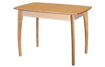 Стол обеденный раздвижной, нога бочонок Н, (1100/1470х700х770), Элегия, Боровичи