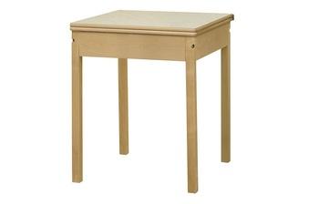 Стол обеденный с выдвижным подстольем (600х600/1200х750/734), Элегия, Боровичи