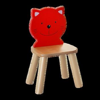 Стул детский Котенок, Боровичи мебель