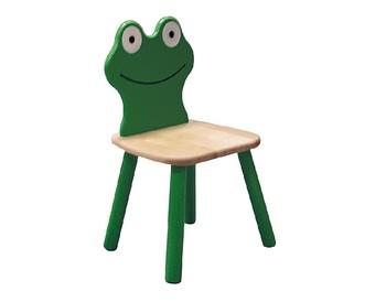 Стул детский Лягушонок, Боровичи-мебель