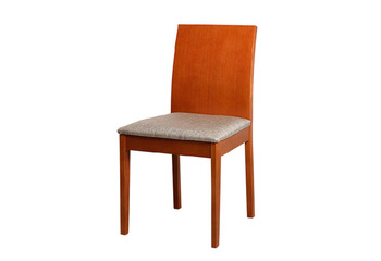 Стул мягкий гнутая спинка, Боровичи мебель