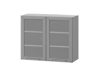 СВ-13В Шкаф-витрина 800х320х700 (I категория), Боровичи мебель
