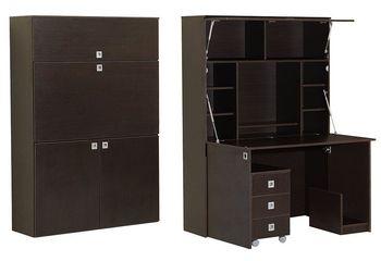 Стол компьютерный № 5, 1200х390х1720, Элегия, Боровичи