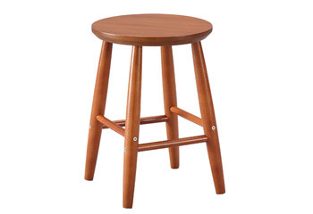 Табурет круглая крышка массив, Боровичи мебель