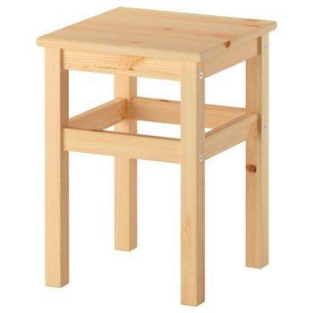 Табурет для покраски массив, Боровичи мебель
