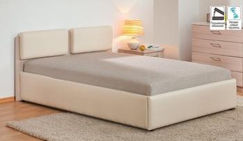 Кровать с подъемным механизмом Мелисса-Люкс 900 с блоком независимых пружин, Боровичи мебель