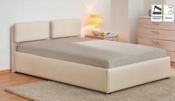 Кровать с подъемным механизмом Мелисса-Люкс 900, Боровичи мебель