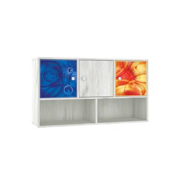 Тетрис 1 359 Полка + фасады, 1074 х 280, В 604 мм, Моби мебель