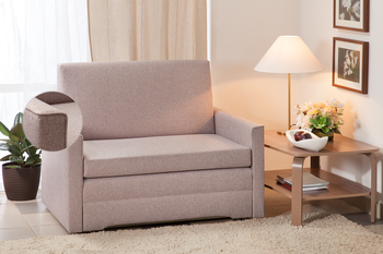 Диван-кровать Виктория-5 900 мм боковина с кантом, Боровичи мебель