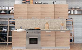 Кухня Вайт 1500, Боровичи мебель