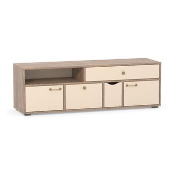 Вайс Тумба 10.90, 1408х399, В 461 мм, Моби мебель
