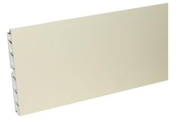 Цоколь пластиковый (высота 150, длина 4000 мм)