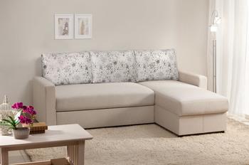 Угловой диван Виктория 2-1 comfort 1200, Боровичи мебель