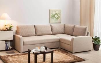 Угловой диван Виктория 3-1 comfort 1500, Боровичи мебель