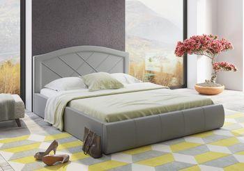 Кровать Виго 1600 ткань (без матраса), Нижегородмебель